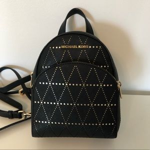 Michael Kors Abbey Mini Backpack